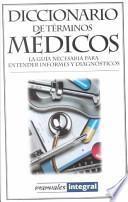 libro Diccionario De Términos Médicos