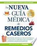 libro La Nueva Guía Médica De Remedios Caseros