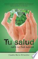 libro Tu Salud Est En Tus Manos