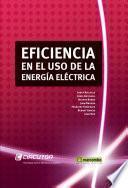 libro Eficiencia En El Uso De La Energía Eléctrica