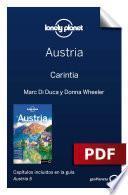 libro Austria 5. Carintia